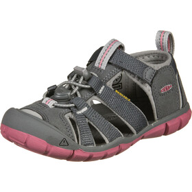 Keen Seacamp II CNX Chaussures Enfant, grey/rose